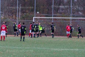 Pancratius za 1 – Amstelveen/Heemraad za 1 uitslag 1 - 2