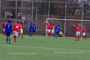 Pancratius za 1 – Buitenveldert za 1 uitslag 2 – 2