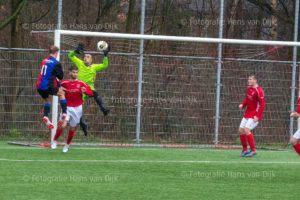 Pancratius 2 – Zwanenburg 2 uitslag 1 – 2